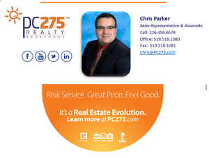Sell Your Home for 2.75% TOTAL Commission with PC275 Realty