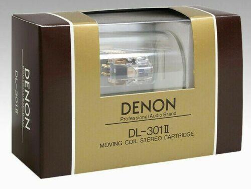 Denon DL-301 II Moving Coil Stereo MC Type Cartridge Professional Audio Brand