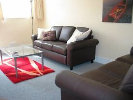 Lovely double room in young professional house share close to town centre, train and buses