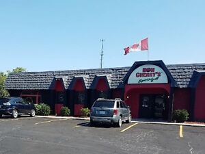 RESTAURANT for LEASE - Welland, Ontario