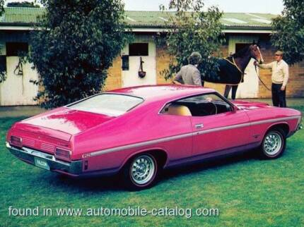 Wanted: Ford Falcon hardtop coupe xa xb xc BOOT LID in as new nick ASAP