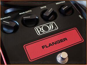 Flanger ROSS mod:R60