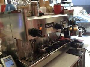 Coffee Shop Equipment Fitout! Kellyville The Hills District Preview