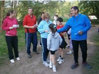 Orienteering event 3rd March