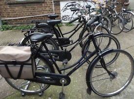 Classic dutch bike MBK from France - good mint condition - steel frame - comfy ride like a dream :)