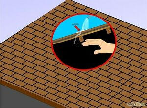 Need a roof repaired?  Leaky chimney or flashing? London Ontario image 1