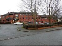Sheltered flat available at Cobden Lodge, Tudor Hall Street, Castleton, OL11 3BB