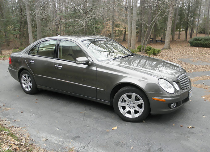 How to change the oil on a diesel mercedes benz ebay for How much is oil change for mercedes benz