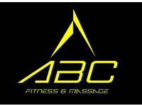 ABC FITNESS & MASSAGE - MOBILE SPORTS THERAPY IN LONDON, HERTFORDSHIRE AND BEDFORDSHIRE