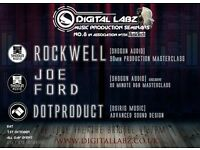 Music Production Seminar With Rockwell / Joe Ford / Dotproduct
