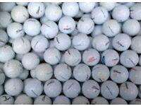 1000 mixed golfballs