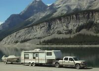 RV, Boat, Trailer towing service