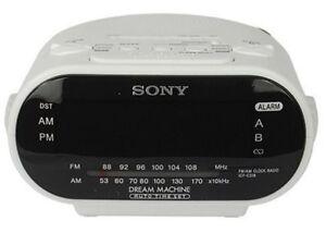 sony alarm clock radio hidden dvr spy motion detection camera 1 4 cmos 1080p hd. Black Bedroom Furniture Sets. Home Design Ideas