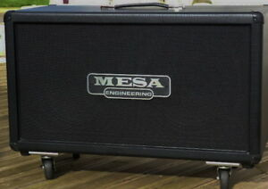 """Great Mesa Boogie Rectifier  2x12"""" with Celestion V30s Cab"""