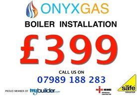 Boiler Installation from only £399 / replacement / swap / repair/change underfloor heating/ plumbing