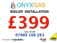 Boiler Installation from only £399 / replacement / swap /change Valliant, Worcester plumbing