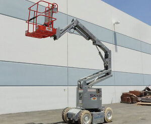 SKYJACK articulating knucle boom manlift Certified!