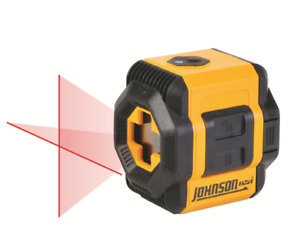 NEW Johnson Self-leveling Cross-Line Laser (Product 40-6603)