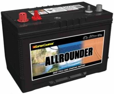 Deep Cycle Battery AllRounder 105ah Supercharge !! ON SALE !! Guildford Parramatta Area Preview