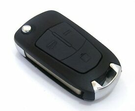 Vauxhall Vectra C - Car Key Fob Remote - cut and programmed