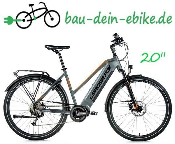 NEU Trekking E-Bike Leader Fox DENVER Pedelec, Bafang, Modell2021 in Soest