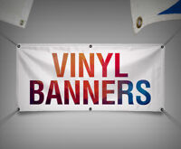 GET YOUR CUSTOM BANNER PRINTED TODAY!!!