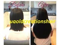 Nano rings/I-tips/Tape weave/ Professional mobile stylist at the comfy of your own home from 220
