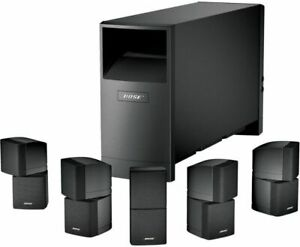 Bose acoustimass 15  home theater system