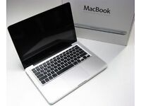 "2.4Ghz Dual Core 13"" Apple MacBook 2GB 250GB MS Office 2016 Logic Cubase Pro Tools 10 Plex TV"