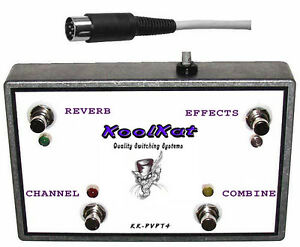 KoolKats-4-Button-Footswitch-for-Peavey-Classic-212-4-Button