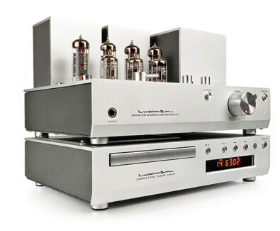 Luxman SQ-N100/DN-100 tube amp/CD combination, ex-demo, bargain! Prospect Prospect Area Preview
