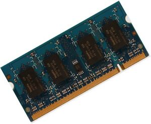 1GB 1024 MB DDR2 Notebook Speicher RAM 533 Mhz SO DIMM PC2-4200S / PC2-3200S