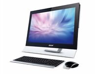 "Acer Aspire 5600U 23"" All-In-One, Intel Core i3, 8GB, 1TB Touchscreen"