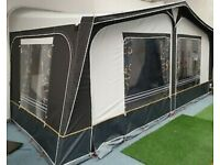 Dorema 900 to 925 touring caravan Awning, including 2 bedroom annexes.