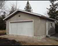 LOW COST SIDING Calgary-Airdrie-Cochrane GARAGE SPECIALS