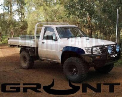 WANTED PATROL UTE Ipswich Ipswich City Preview