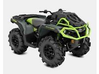 Can-Am Outlander X MR 650 2021 Mud Racer Quad/ATV