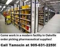 Part-time Opportunity in Oakville!