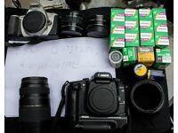 Canon EOS 30 Film camera