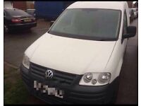 Volkswagen caddy (part exchange only)