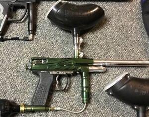 Spyder Imagine E-Marker paintball gun