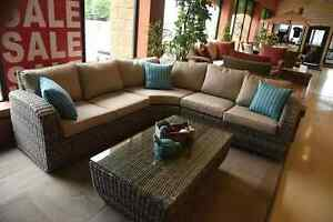 Catalina Sectional Patio Furniture on sale NOW!! Cambridge Kitchener Area image 4
