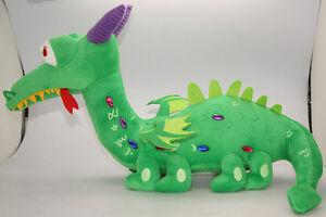 My-Little-Pony-Friendship-is-magic-Dragon-Crackle-Cartoon-Green-Plush-Toy-Doll