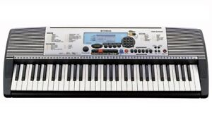 Yamaha PSR 225 GM Digital Keyboard Piano Casio