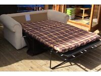 SOFA BED NICE & CLEAN-LOCAL FREE DELIVERY