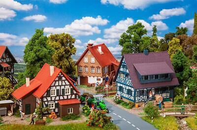 Spur H0 Faller 190076 Bausatz Aktions-Set Weindorf Neu vom Fachhändler
