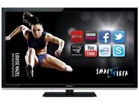 """50"""" Panasonic Smart Viera 3D TV - Delivery Available"""