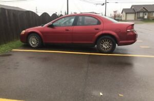 2006 CHRYSLER SEBRING- reduced to sell
