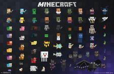 MINECRAFT - SPRITES 2.0 POSTER - 22x34 - VIDEO GAME 16398