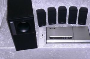 Bose Lifestyle 12 Home Theater System